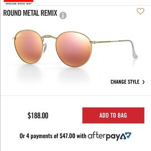 barely used raybans!!